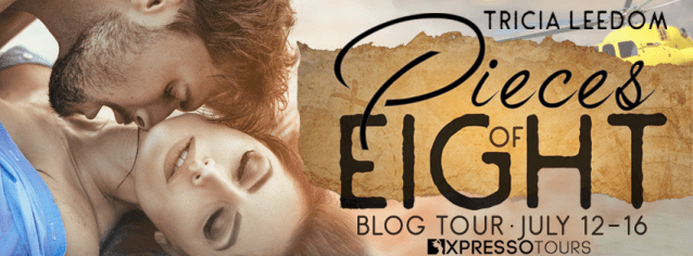 Pieces of Eight blog tour banner