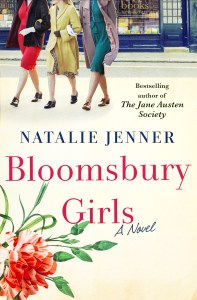The Bloomsbury Girls cover