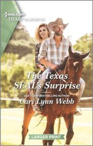 The Texas SEAL's Surprise cover