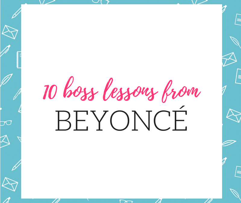 Beyonce on Business