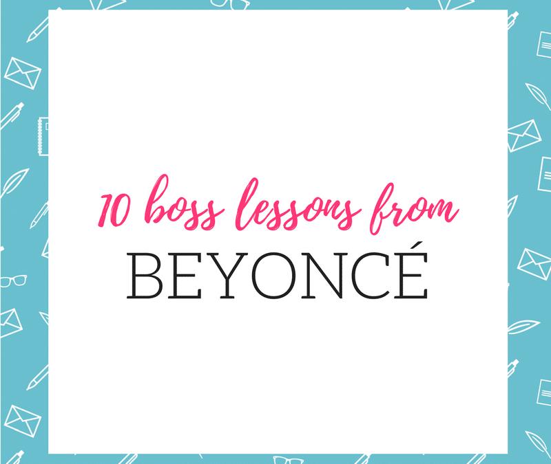 Beyonce on Business
