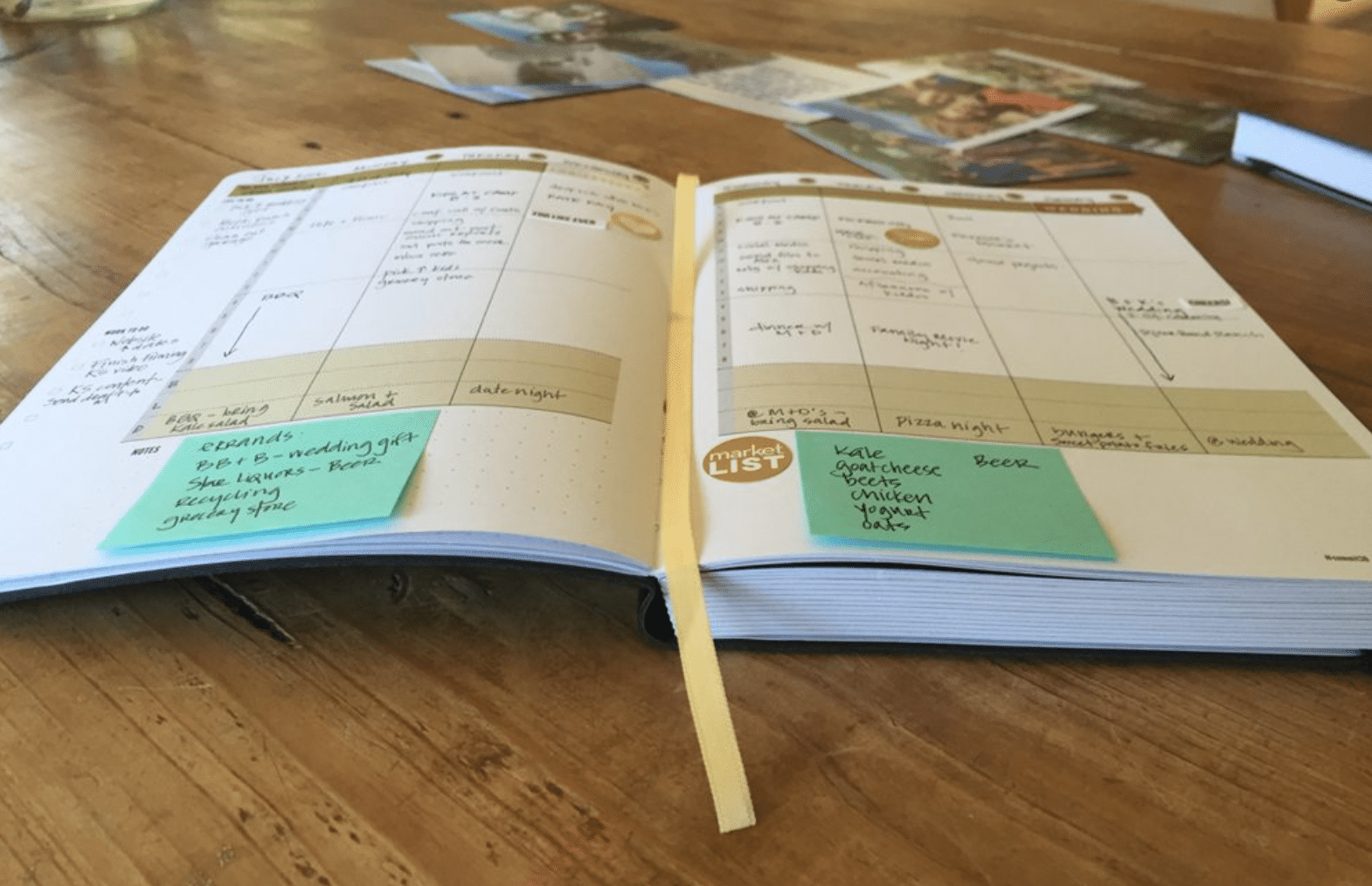 Undated Planners Must Haves For Creative Women Business