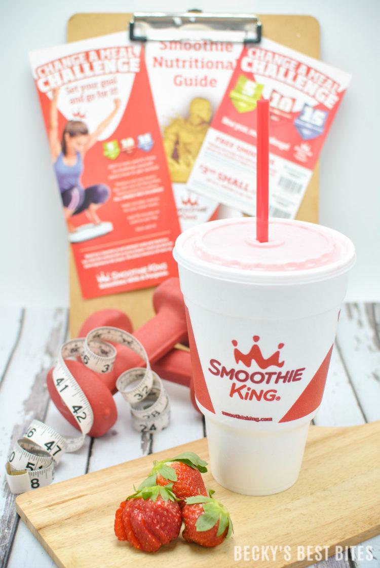 Smoothie King Pre Workout : smoothie, workout, Workout, Shake, Smoothie, WorkoutWalls