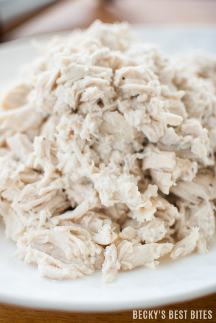10 Minute Instant Pot Chicken Breasts (From Frozen ...