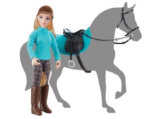 Female English Horse Rider