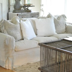 Farmhouse Style Sofa Custom Sofas Sacramento Ca Slipcovers Becky 39s