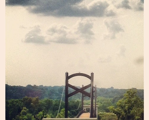 Bridge over the Cumberland River