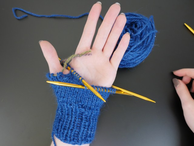Knitting Stitch Increases