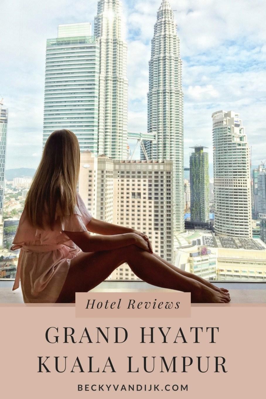 Hotel Review Grand Hyatt Kuala Lumpur
