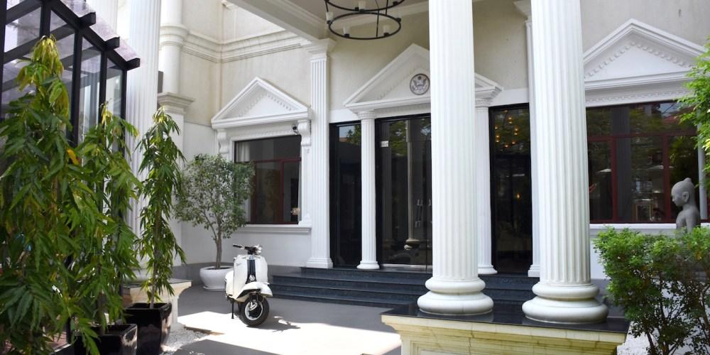 Luxury At The White Mansion, Phnom Penh