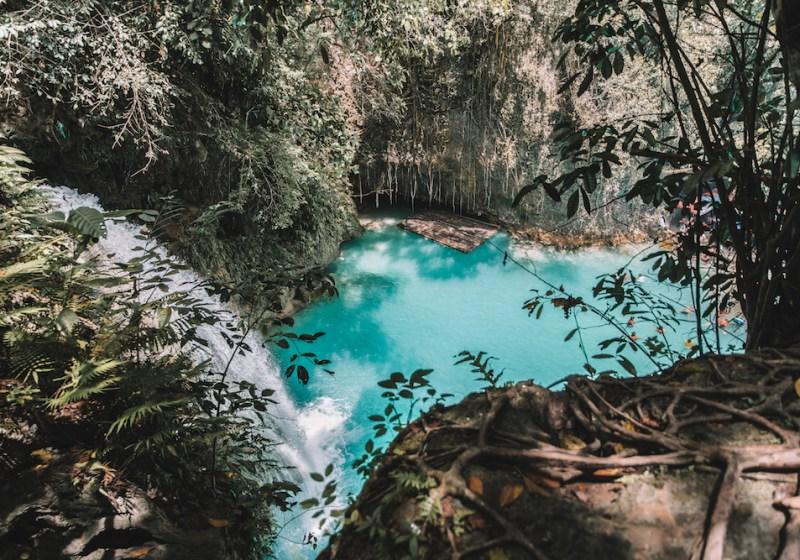 A Guide To Visiting Kawasan Falls, Philippines