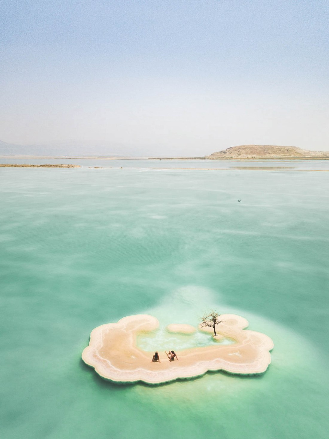 Everything You Need To Know To Swim In The Dead Sea