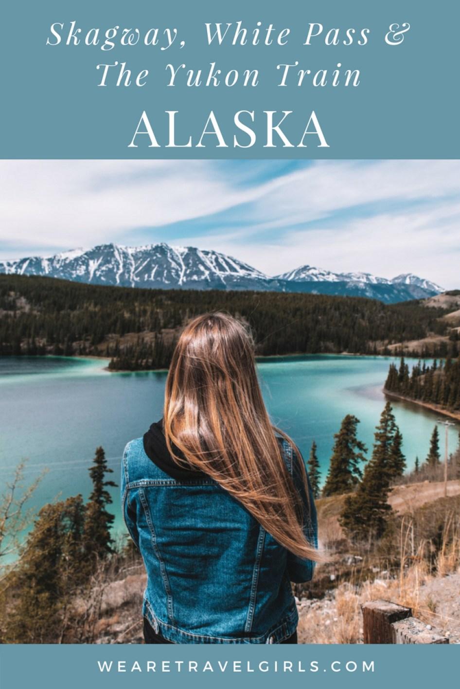 Skagway, White Pass & The Yukon Train, Alaska