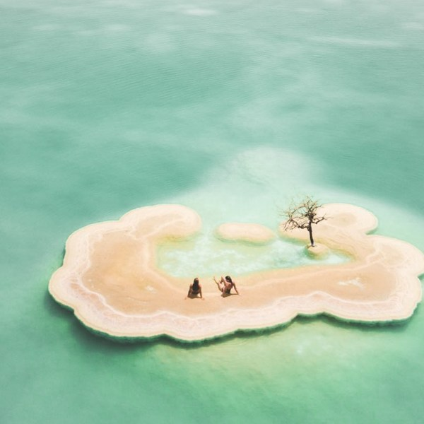 How To Find The Dead Tree In The Middle Of The Dead Sea, Israel