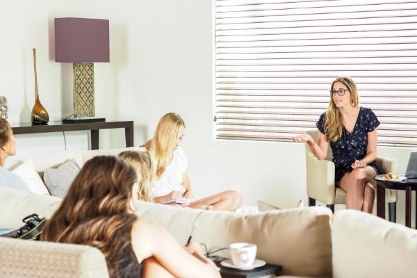 Becky van Dijk How To Launch A Retreat Course