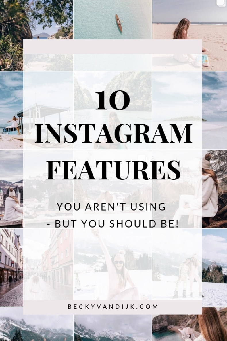 10 features you aren't using on Instagram but should (1)