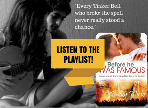 Before He Was Famous (Starstruck #1) Playlist…