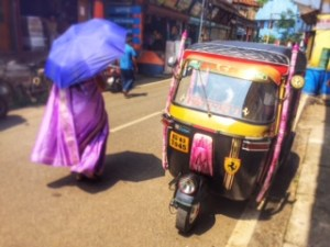 Flying carpets and the search for coffee in Fort Kochin…