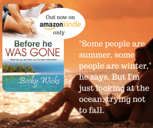 Read and review 'Before He Was Gone' and get a FREE copy!