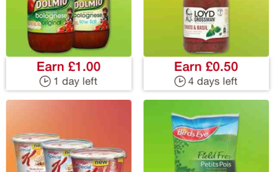 Clever Money Site #1: Get cashback in the supermarket with Shopitize