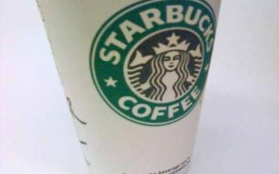 £10 Starbucks voucher for £5