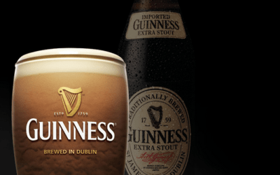 Two for one Guinness during the Rugby Six Nations