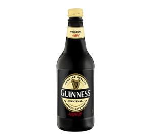 Guinness bottle