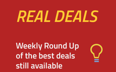 Deals Round Up – 13th April