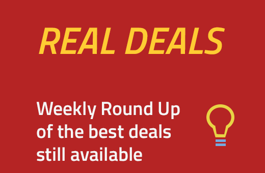 Deals Round Up 3rd May