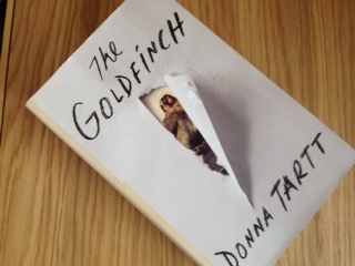 Donna Tart's The Goldfinch