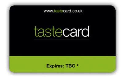 Taste Card for £29