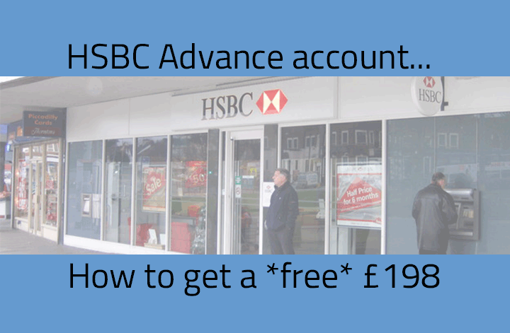 HSBC Advance current account - is it worth it? | Be Clever