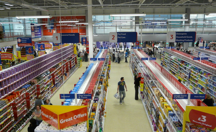 Is Tesco better or worse than the other supermarkets