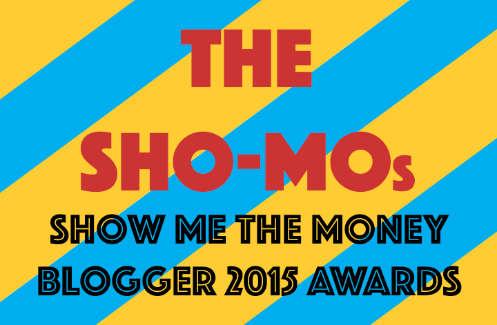 the SHOMOS Show Me The Money Blogger Awards