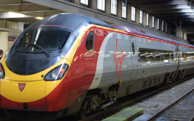 Big discounts in the Virgin trains sale