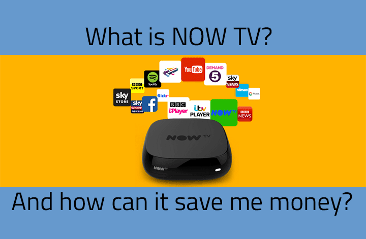 Ask Andy: What is NOW TV, and how can it save me money?