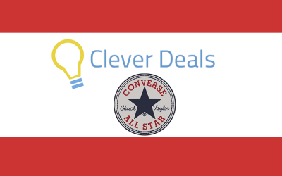 Latest cheap Converse offers, deals and sales – inc 50% off flash sale
