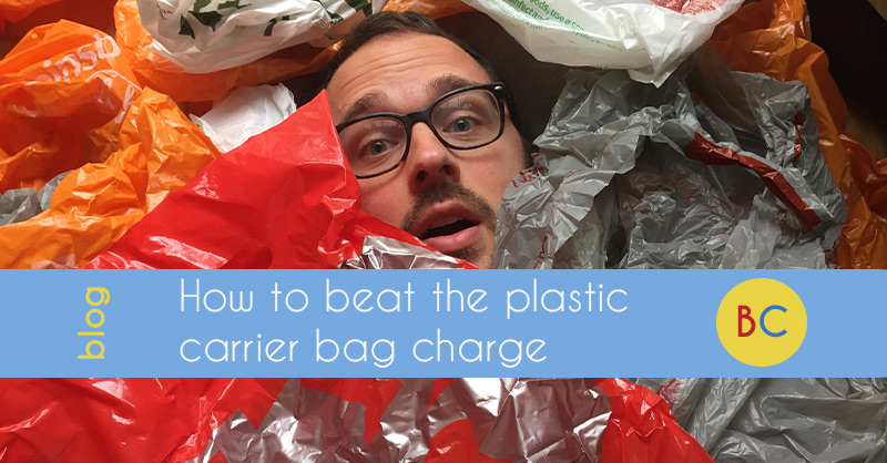 Beat the plastic bag charge