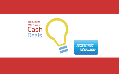 £5 cashback at 100s of shops with Shop Small, plus other American Express deals and offers