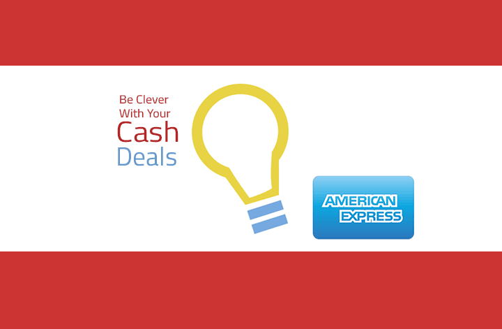 American Express Deals >> 5 Cashback At 100s Of Shops With Shop Small Plus Other