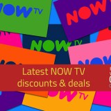 NOW TV deals and offers