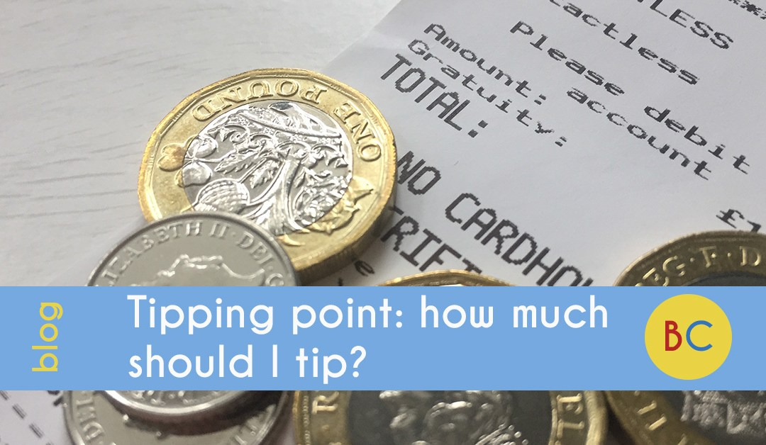 Tipping point: How much should I leave in restaurants?
