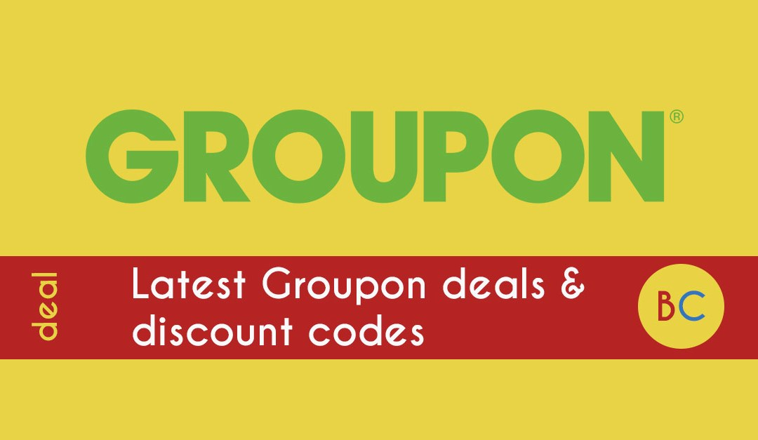 Latest Groupon promo codes and deals - 20% off local deals