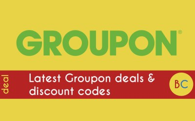 Latest Groupon promo codes and deals – 20% off local deals