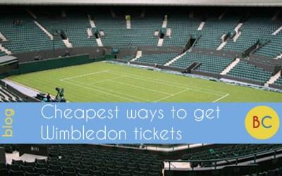 The cheapest ways to get Wimbledon 2017 tennis tickets