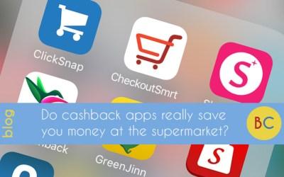Do supermarket cashback apps really save you money?