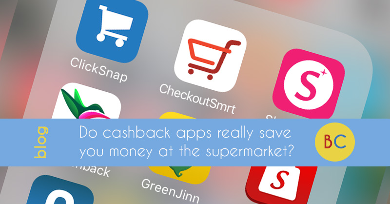 Do supermarket cashback apps really save you money?