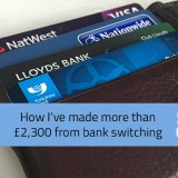bank switching cards