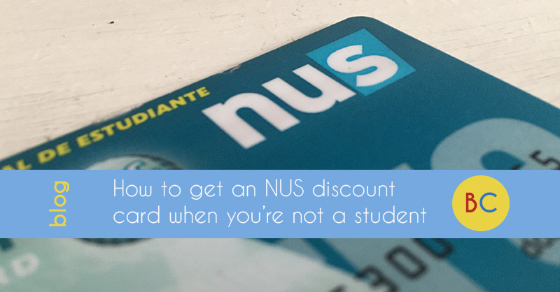 Cash hacks: How to get an NUS student discount card, even when you're not a student