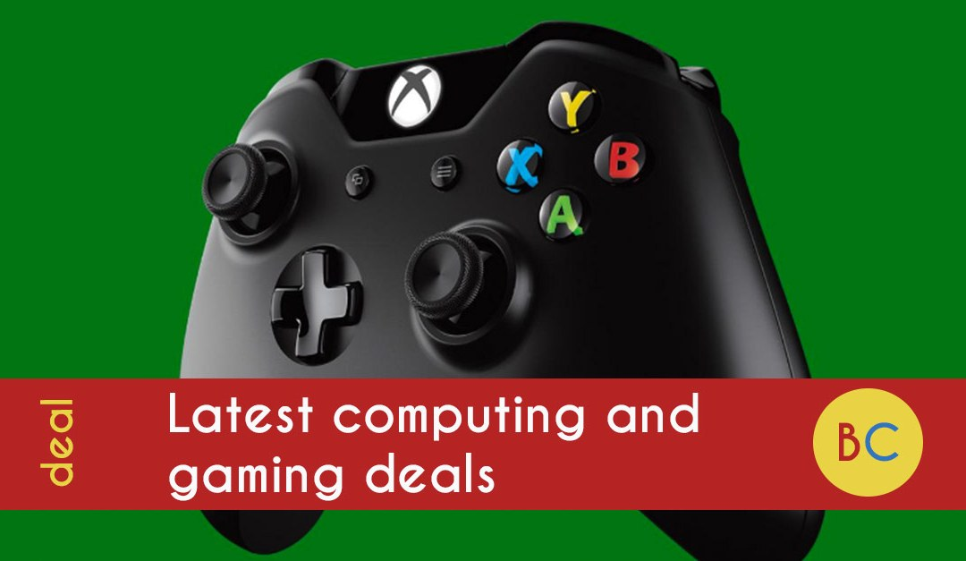 Latest computer and game deals inc 33% off a MacBook